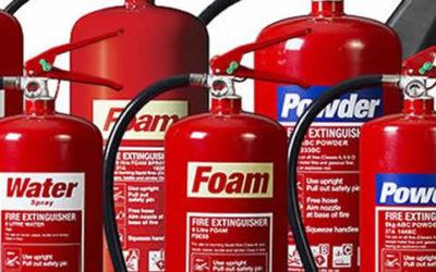 Fire extinguishers supply, installation & maintenance