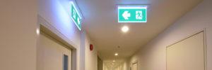 Emergency lighting installation & maintenance Cheltenham