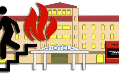 Hotel Fire Safety Advice